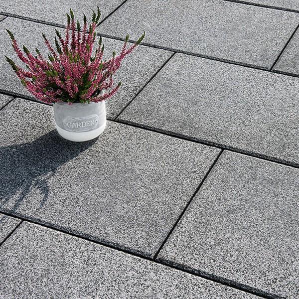 Terrassenplatte Rusto basalt 60x40x4 cm