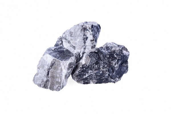 Alpin grau 60 - 90 mm Steinmauer Gabione Kalkstein