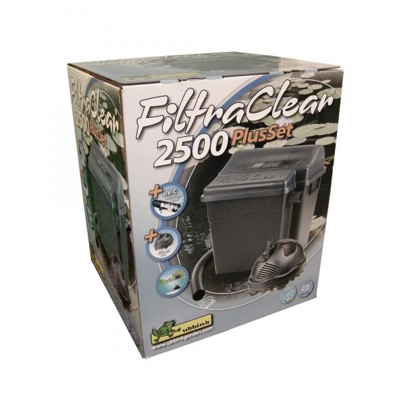 Teichfilter Mehrkammer-Uferfilter FiltraClear 2500
