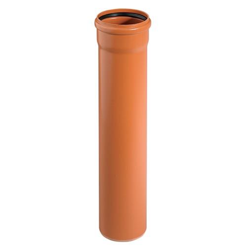 Kanalrohr KG Rohr DN 110 bis DN 500 Länge 0,5 m - 1,0 m