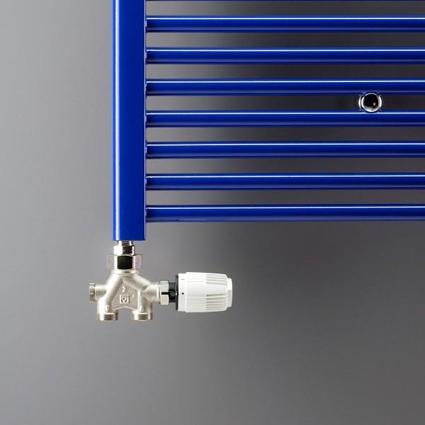 Ximax 4-Wege-Thermostatventil für Einrohrsysteme