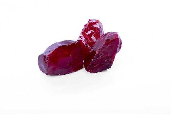 Glas Red 50 - 120 mm rot Steinmauer Gabione