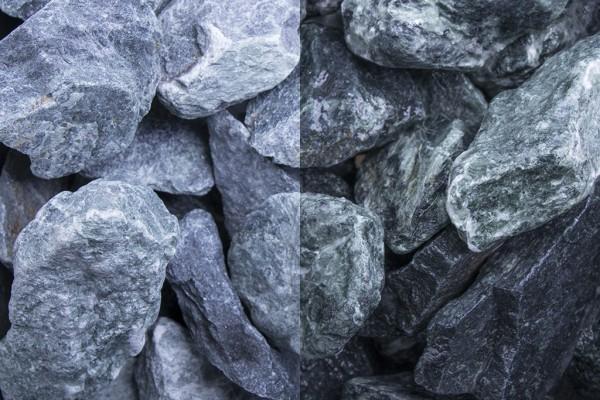Marmor Grün 40-80 mm Steinschlag