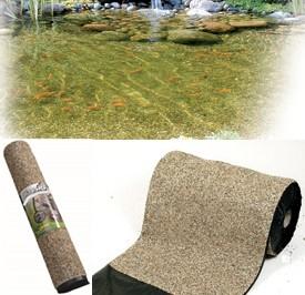 Steinfolie für Gartenteich | 0,4 x 5 m