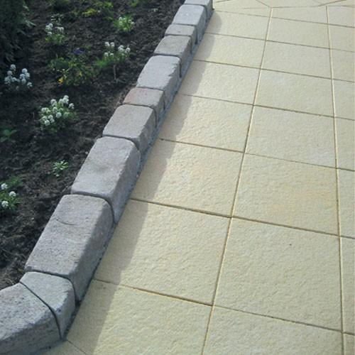 Terrassenplatte Sandstein Gefl 40x40x4cm Die Belgische Ab 7 20
