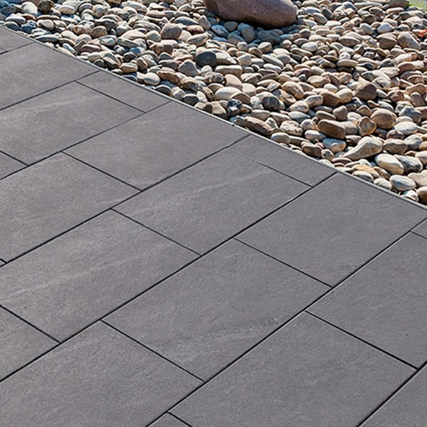 Lumea Ardesa basalt 60x40x4 cm Marmoreffekt Terrassenplatte