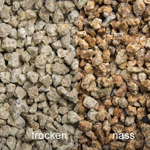 Toscana Splitt 8-32 mm gelb Granit