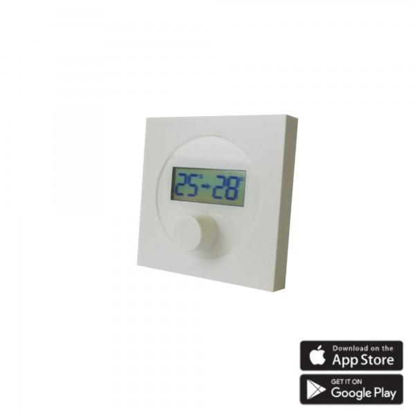 Ximax Heizkörper Funk-Thermostat Empfänger für Infrarotheizungen