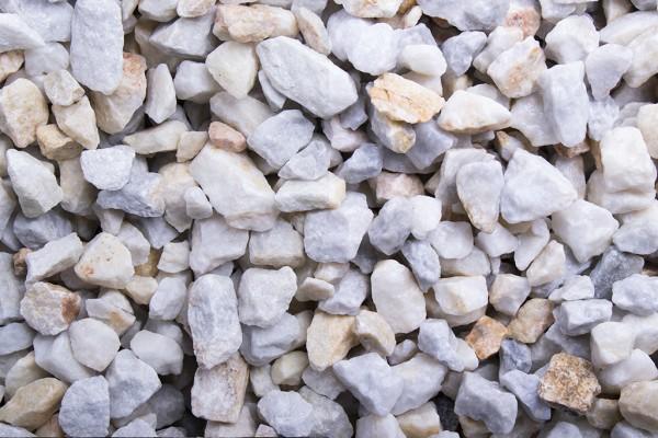 Torina Splitt 8 - 16 mm trockener und nasser Zustand