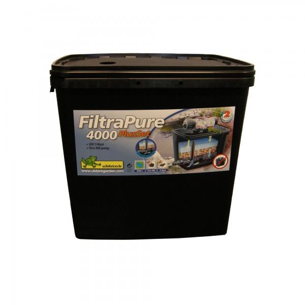 FiltraPure 4000 Einkammerfilter inkl UV-C Gerät