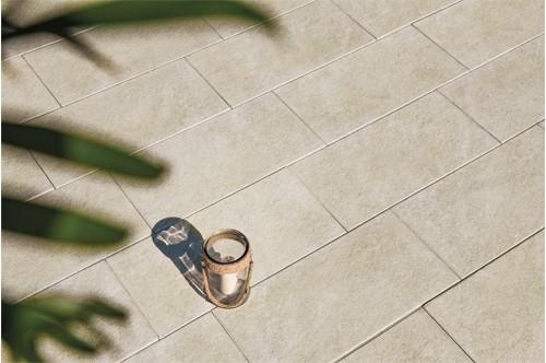 Terrassenplatte Asparo 80x40x4 cm sandstein