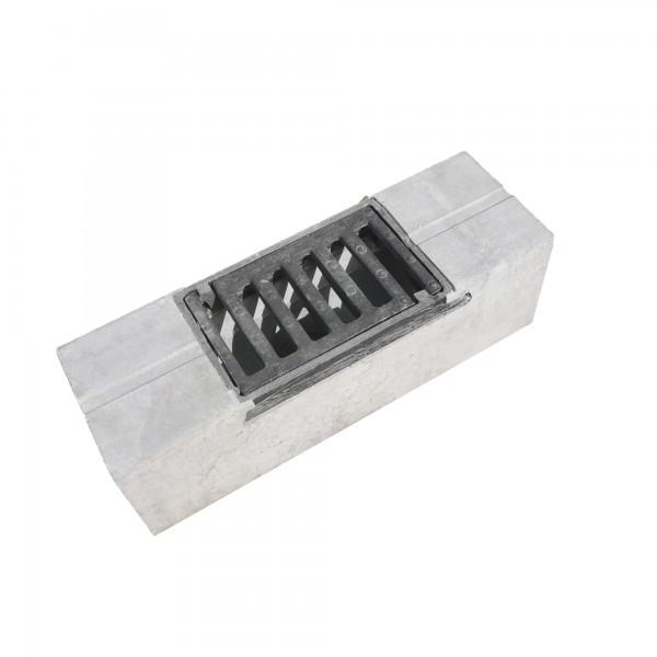 Einlaufkasten Beton 50x16x16 cm