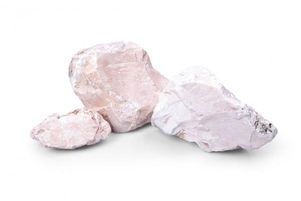 Rosa Corallo 80-150 mm Gabione rosa beige Marmor