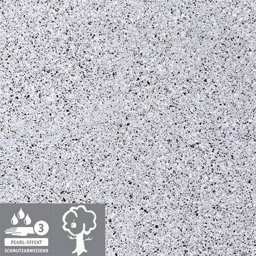 Terrassenplatte weiß granit 40x40x4cm Rustica