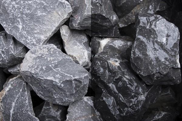 Vogesenstein 32-56 mm Kalkstein grau