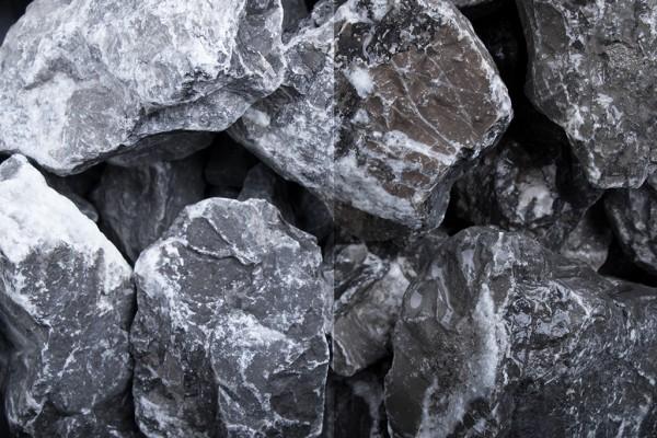 Alpin 45-60 mm grau Steinschlag Marmor