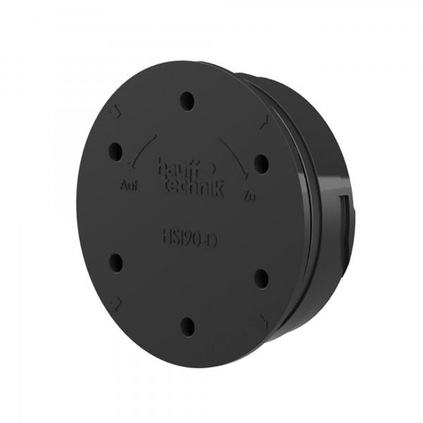 Verschlussdeckel für nicht belegte Dichtpackungen und Aluflansche HSI 90-D