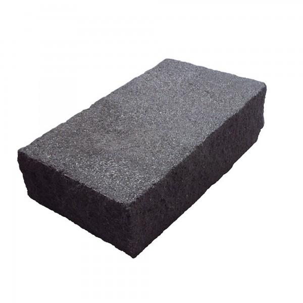 Blockstufe Siola schwarz 50x34,5x15 cm