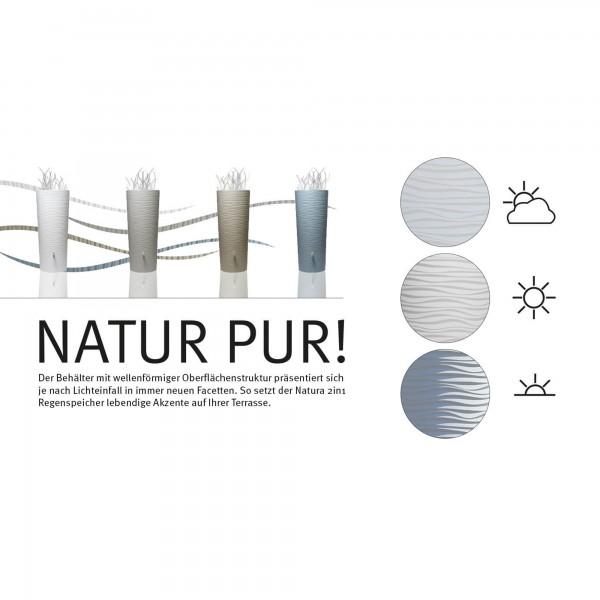 Regenwasserspeicher Natura 2in1 350 L