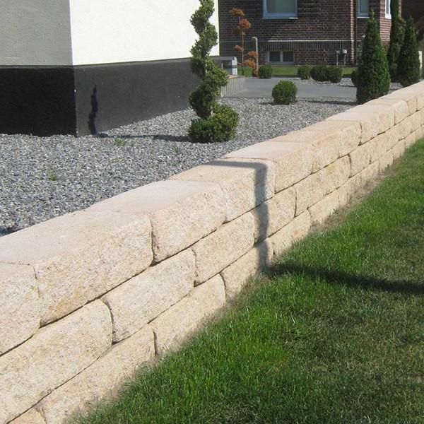 Siola Antik Mauersteine sandstein Steinmauer