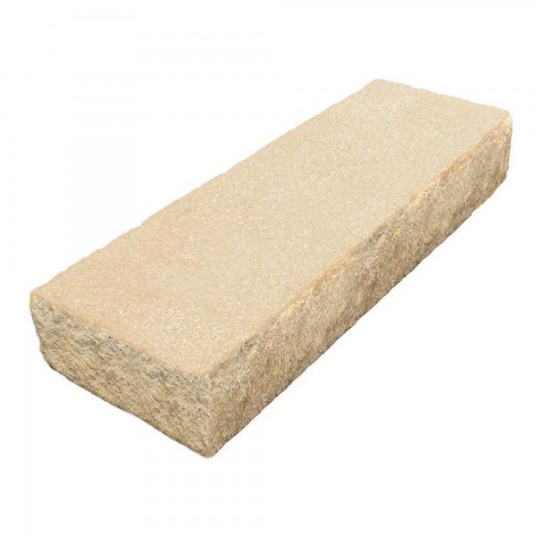Blockstufe Siola sandstein 112,5x34,5x15 cm