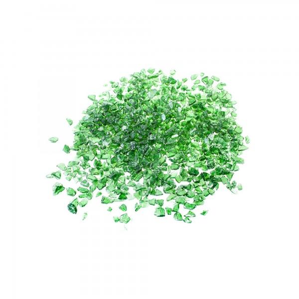 Glassplitt Grün 5-10 mm