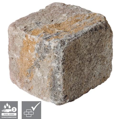 Trockenmauerstein Muschelkalk 15/16,5/15cm SIOLA®-MINI PE3