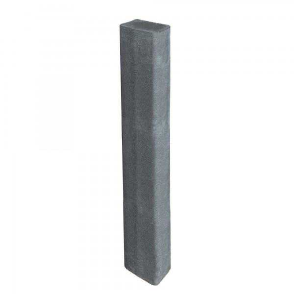 Rechteckpalisade anthrazit 200 x 16,5 x 12 cm
