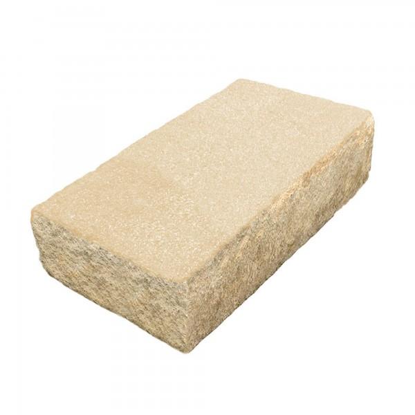 Blockstufe Siola sandstein 50x34,5x15 cm