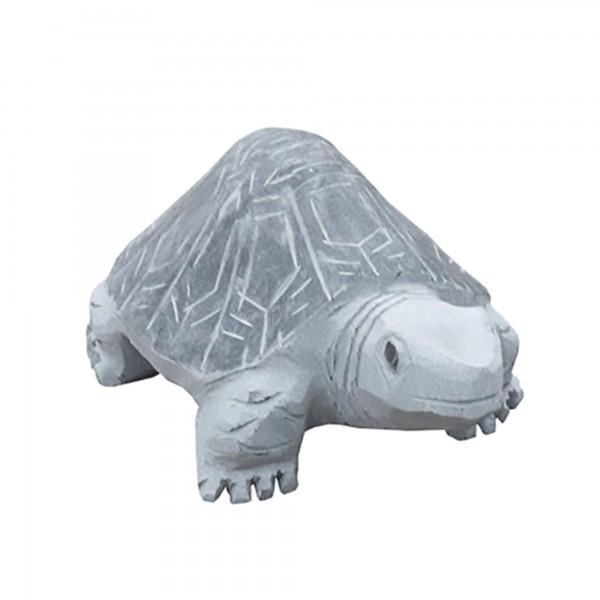 Steinskulptur Schildkröte