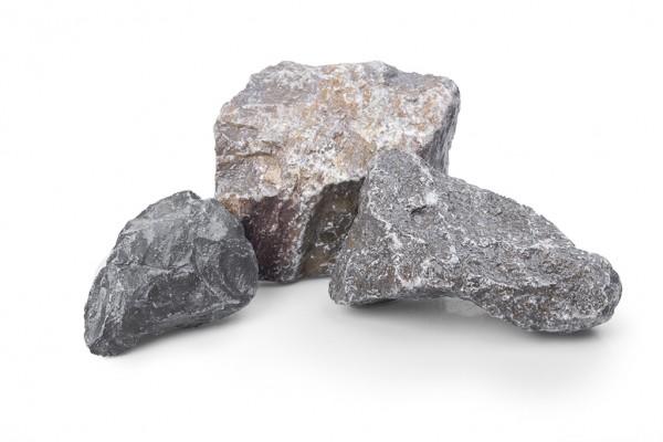 Muschelkalk 60 - 120 mm Steinmauer Gabione