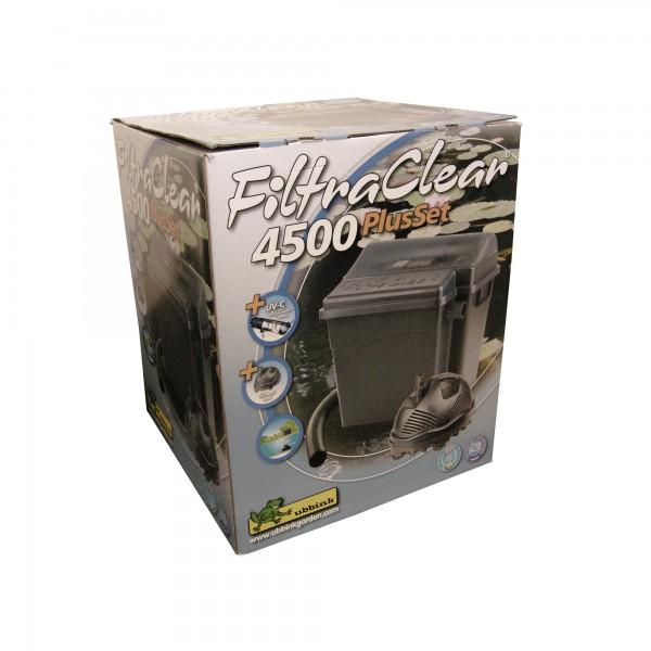 Teichfilter Mehrkammer-Uferfilter FiltraClear 4500