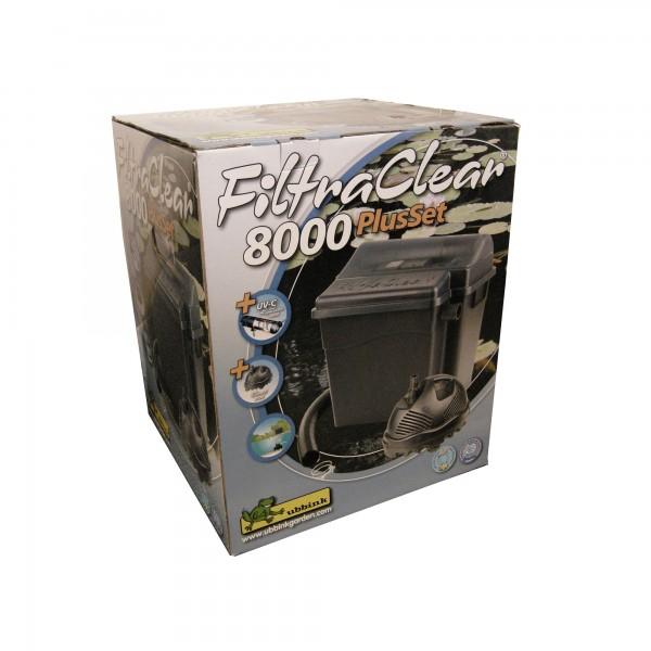 Teichfilter Mehrkammer-Uferfilter FiltraClear 8000
