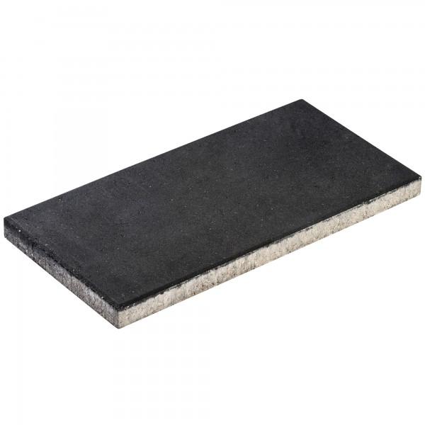 Terrassenplatte Via basalt 60x30x4 cm