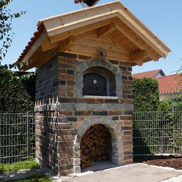 Siola Antik leicht Mauersteine herbstlaub