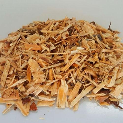 Holzhackschnitzel Holzsticks 5 - 15 mm